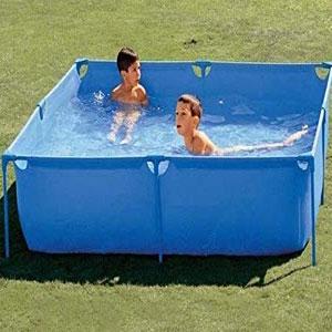 piscinas desmontables cuadradas