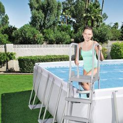 Piscinas desmontables en Decathlon