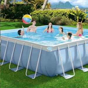 piscinas desmontables elevadas