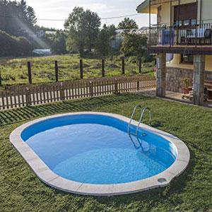 piscinas desmontables enterradas