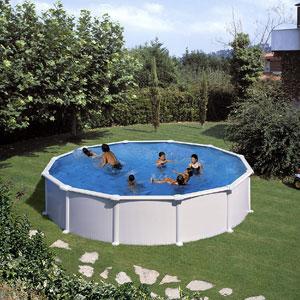piscinas desmontables leroy