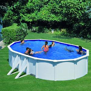 piscinas desmontables ovaladas